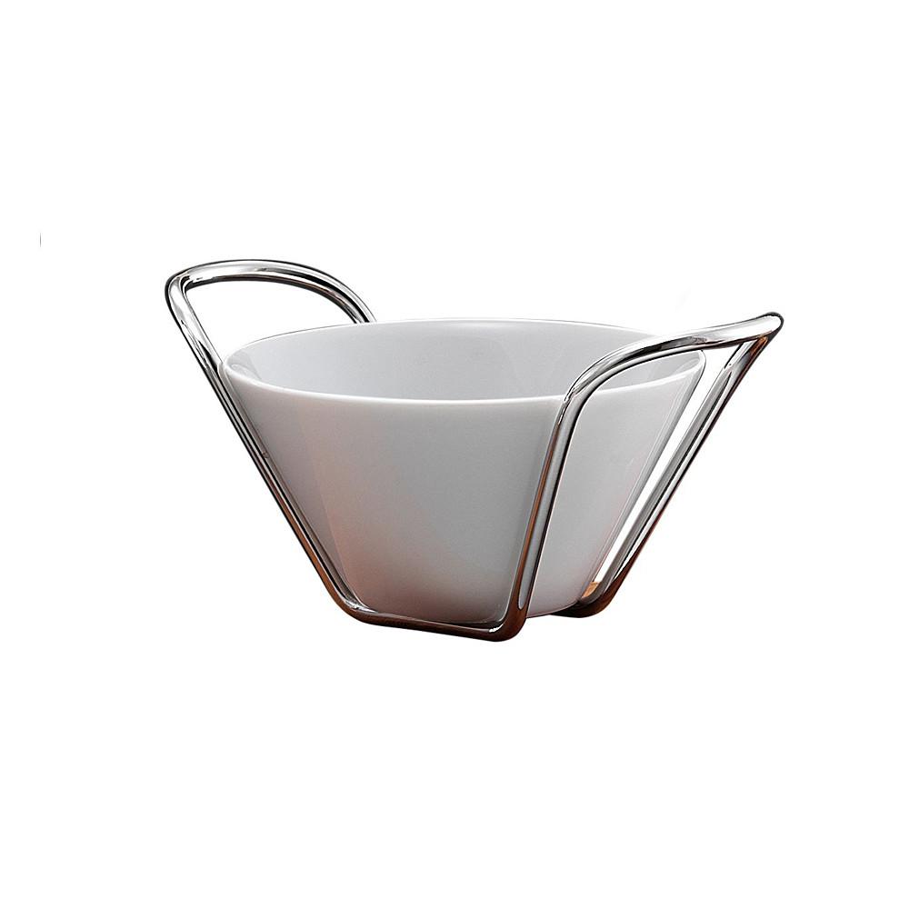 Zanetto Binario Saucer Stand/Fruit Bowl