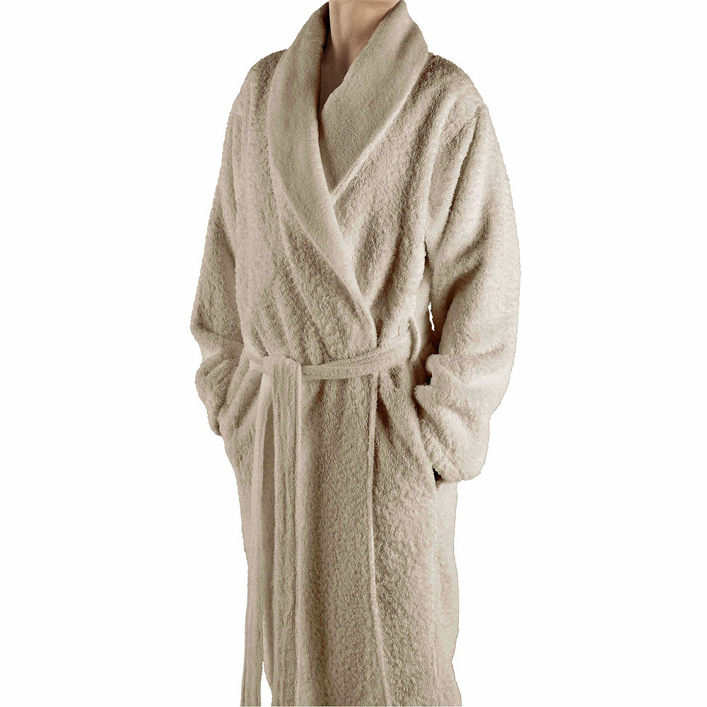 Bath Robe Super Pile Linen
