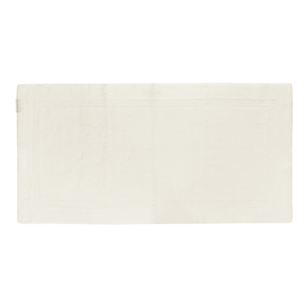 Reversible Bath Mat Ivory