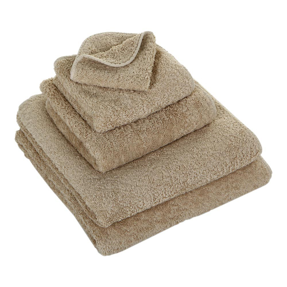 Abyss & Habidecor Wash Towel Super Pile Linen 30x30