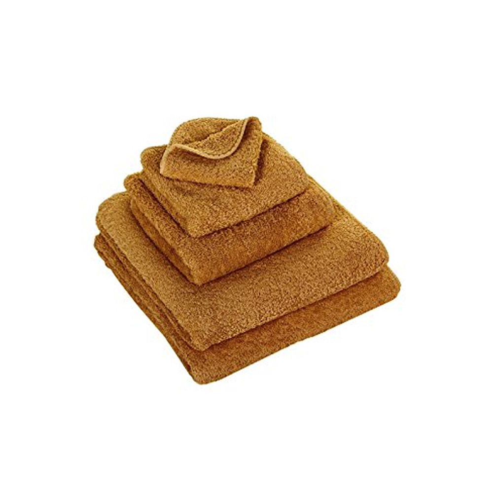 Abyss & Habidecor Wash Towel Super Pile Gold 30x30