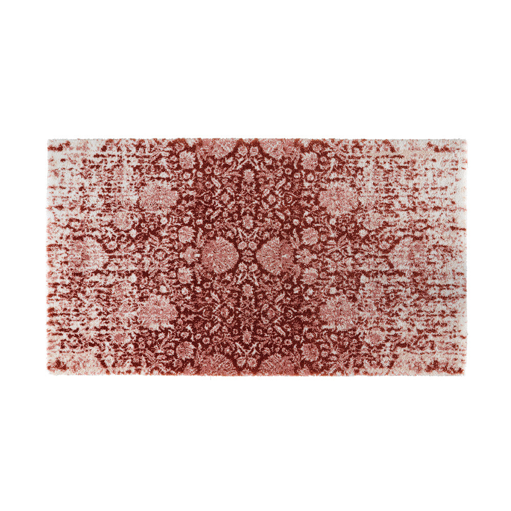 Abyss & Habidecor Bath Mat Liberty Red 70x120