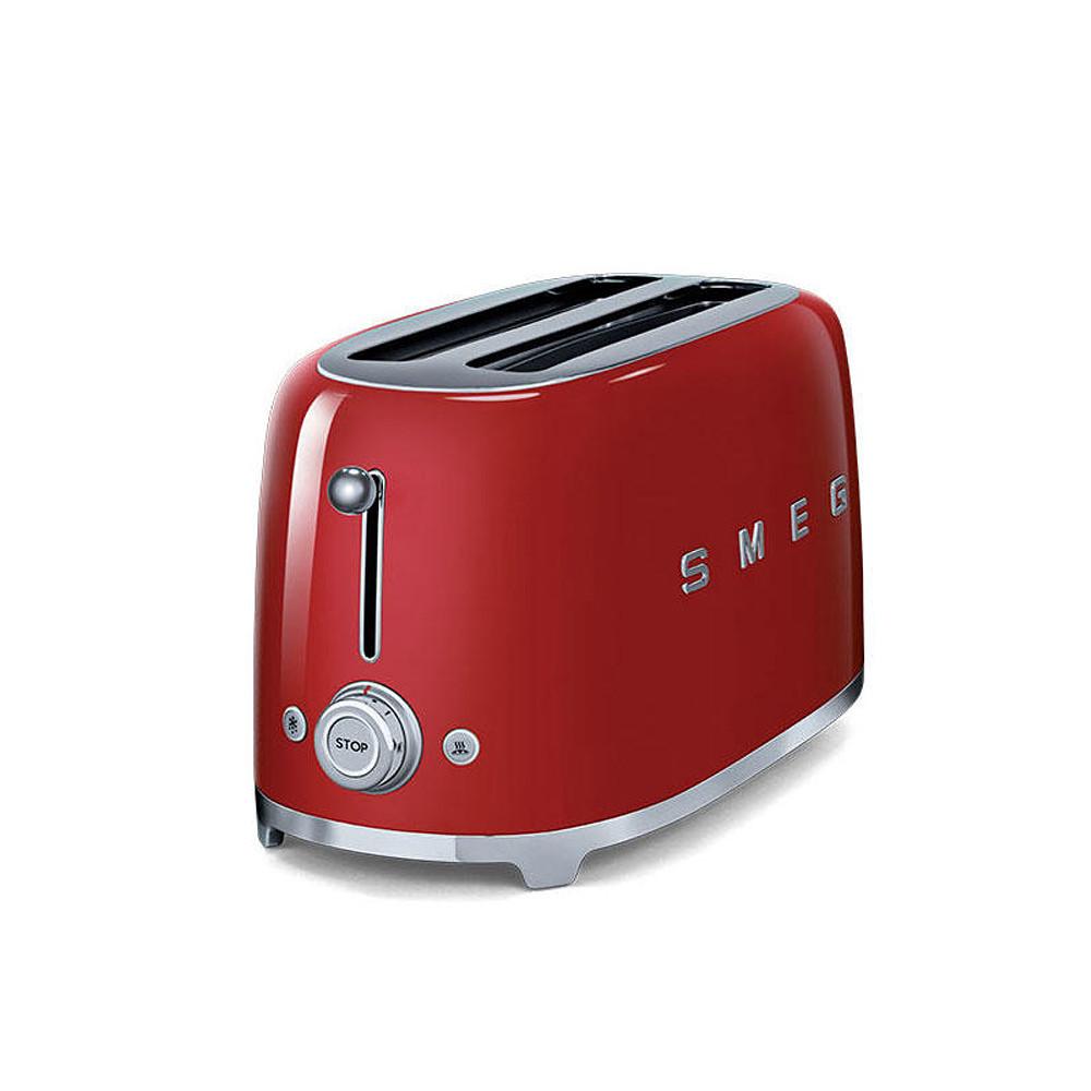 Smeg 50's Retro Style 4-Slice Toaster