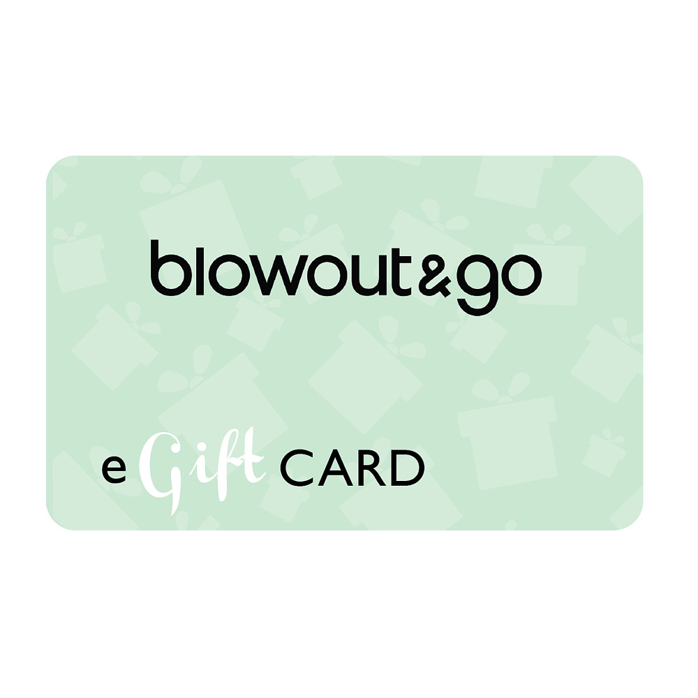 Blowout&Go E-Gift Card AED 3