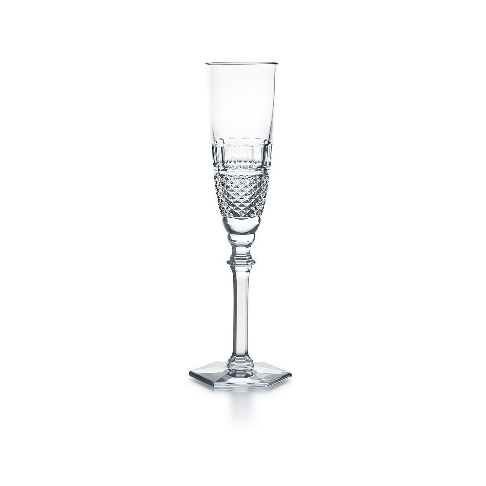 Baccarat Diamant Flute Glass