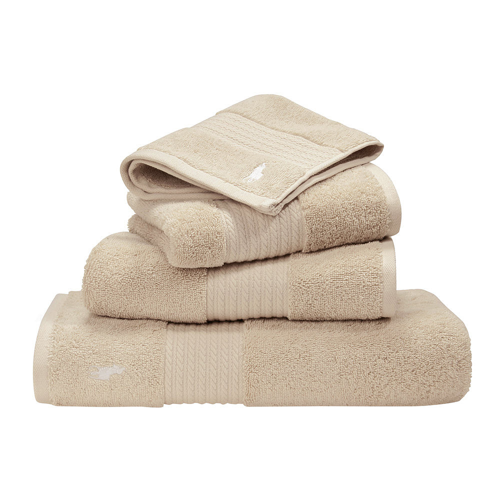 Ralph Lauren Bath Towel Beige