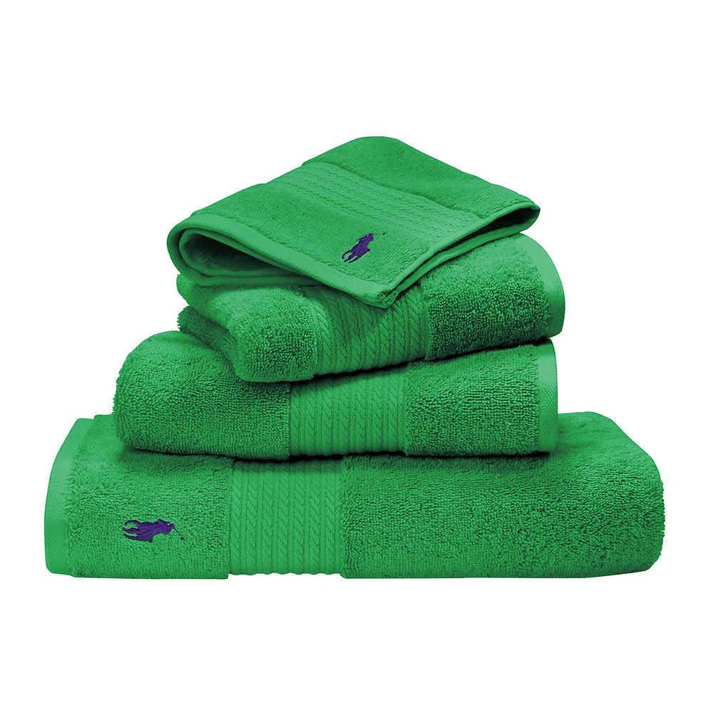 Ralph Lauren Bath Towel Green