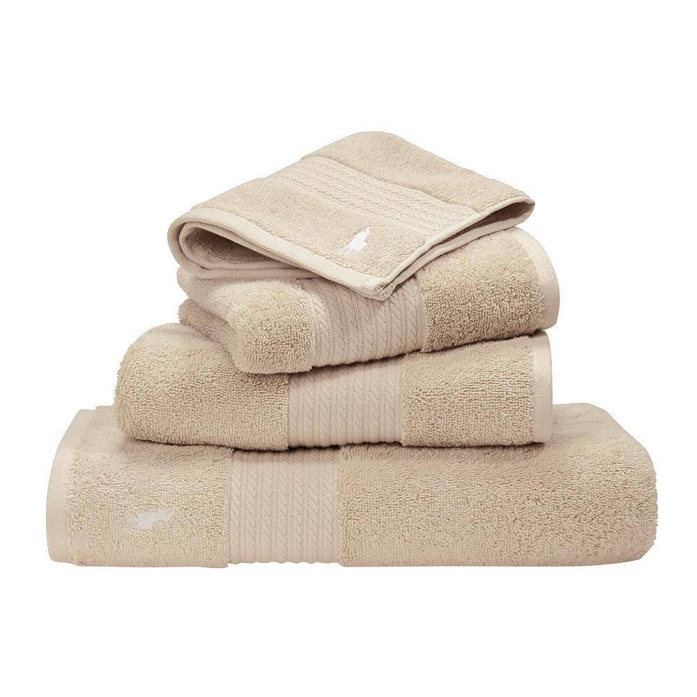 Ralph Lauren Face Towel Beige