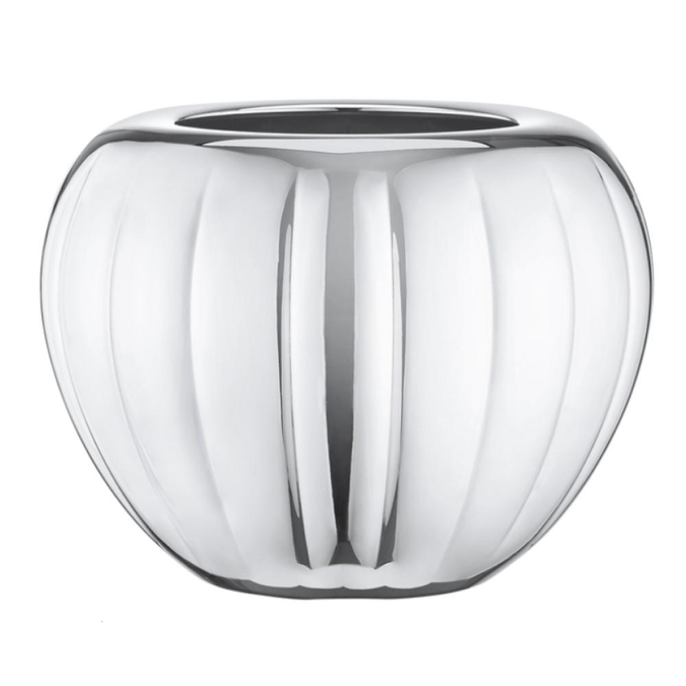 Georg Jensen Legacy Vase Low Ss