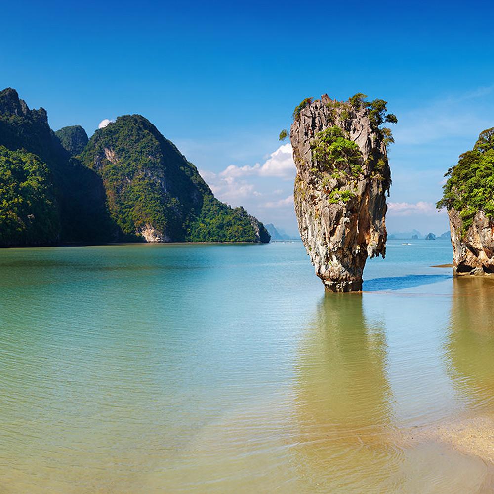 Travel Counsellors Cruise along Phang Nga Bay and James Bond Island tour