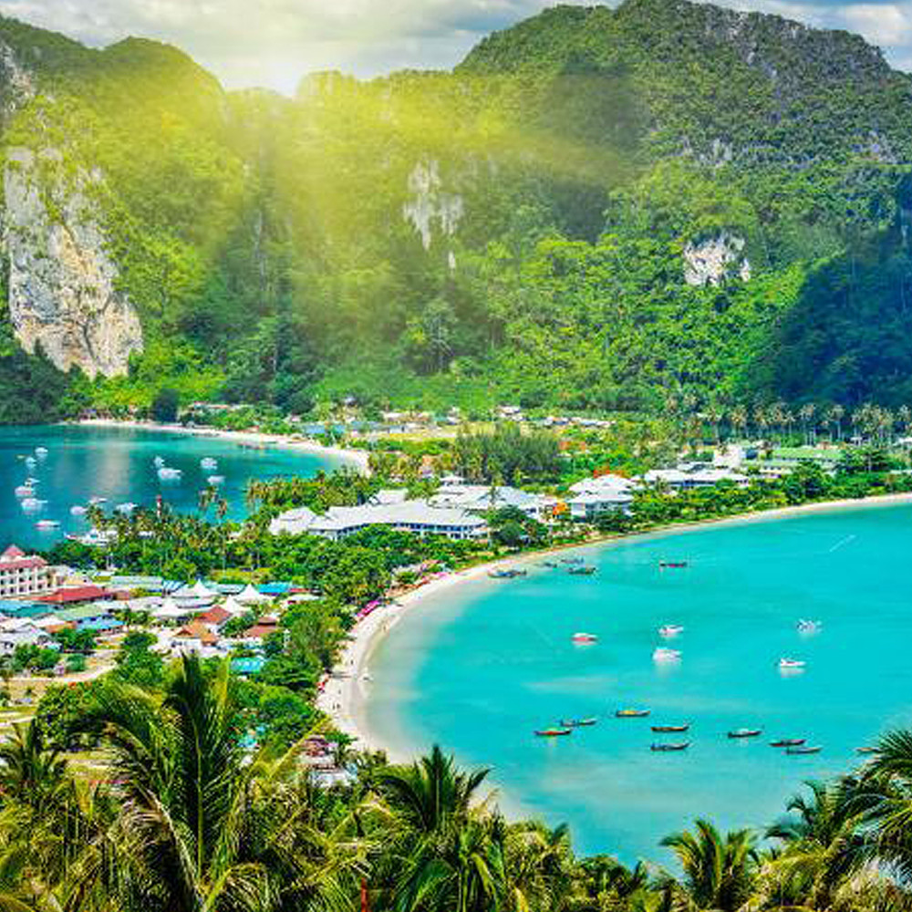 Full Day Phi Phi Island by Exp ress Boat