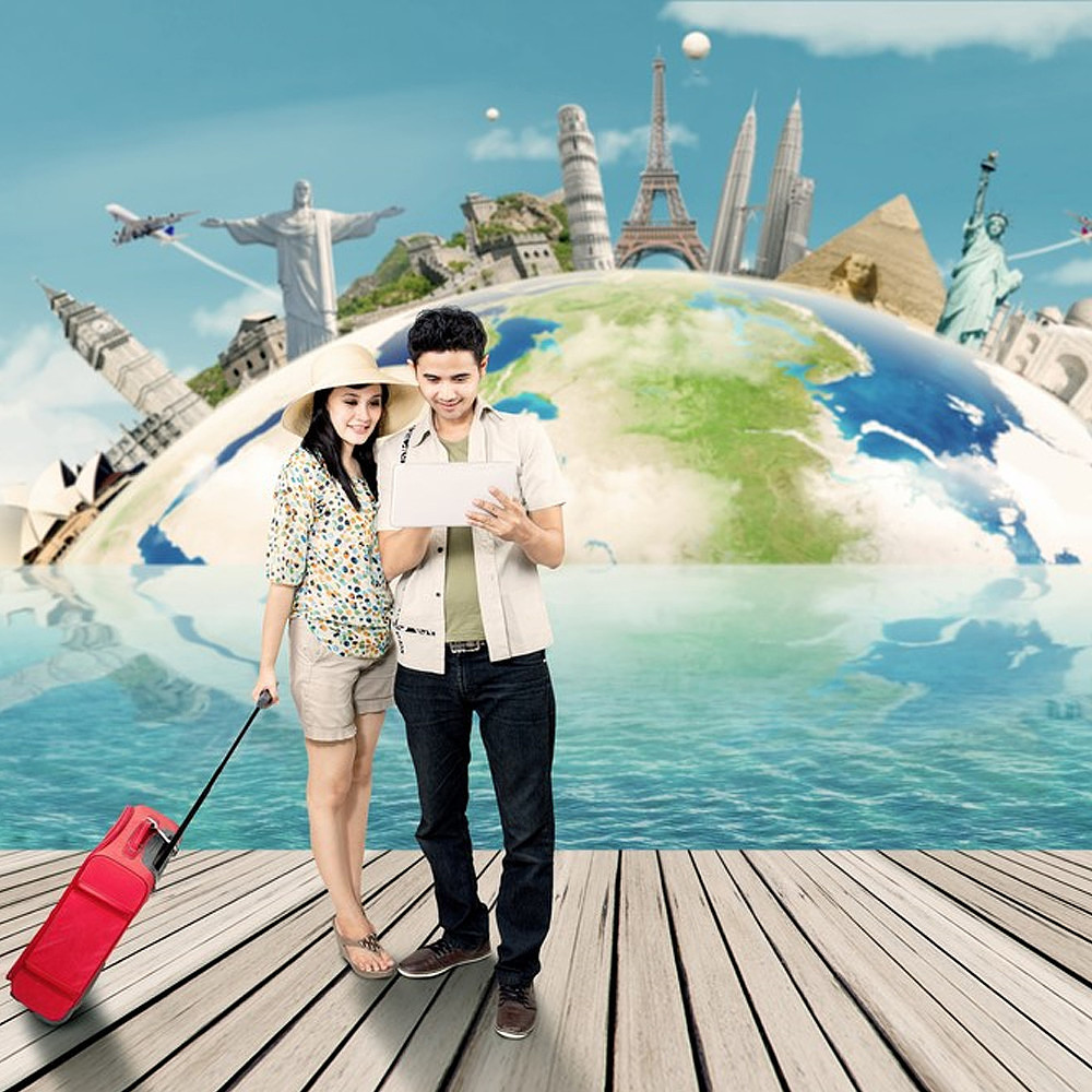 MyList Honeymoon Flight Contribution AED 1000