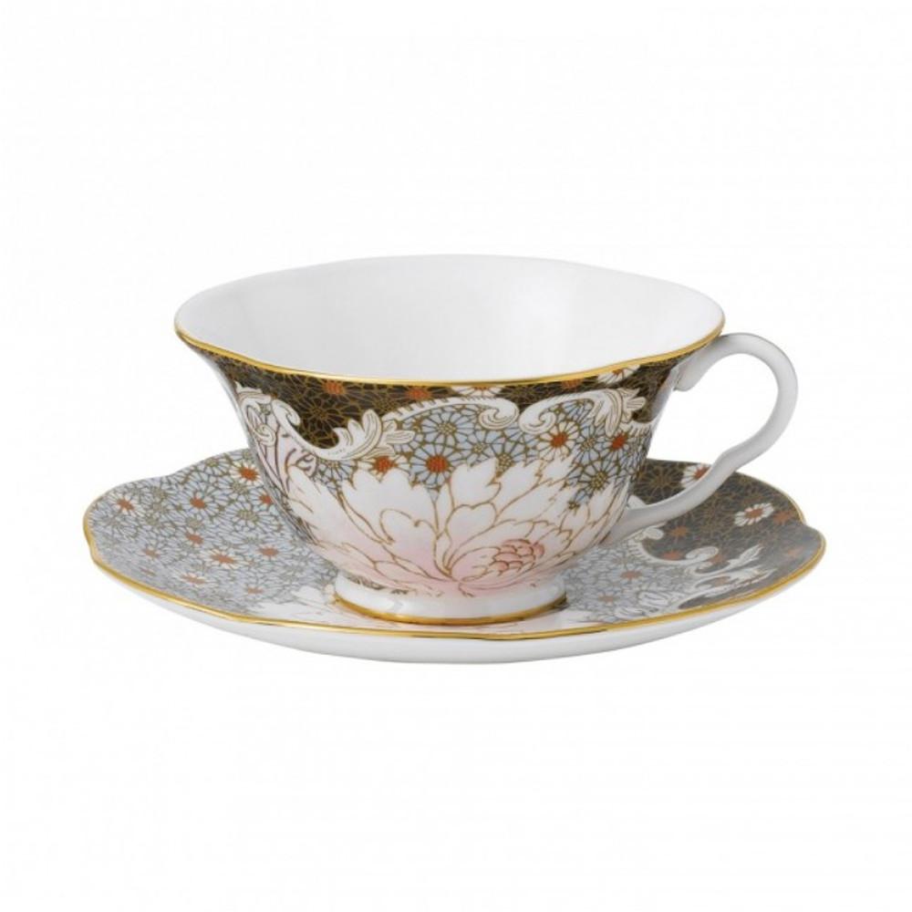 Wedgwood Daisy Tea Story Tea C&S 160ml Blue