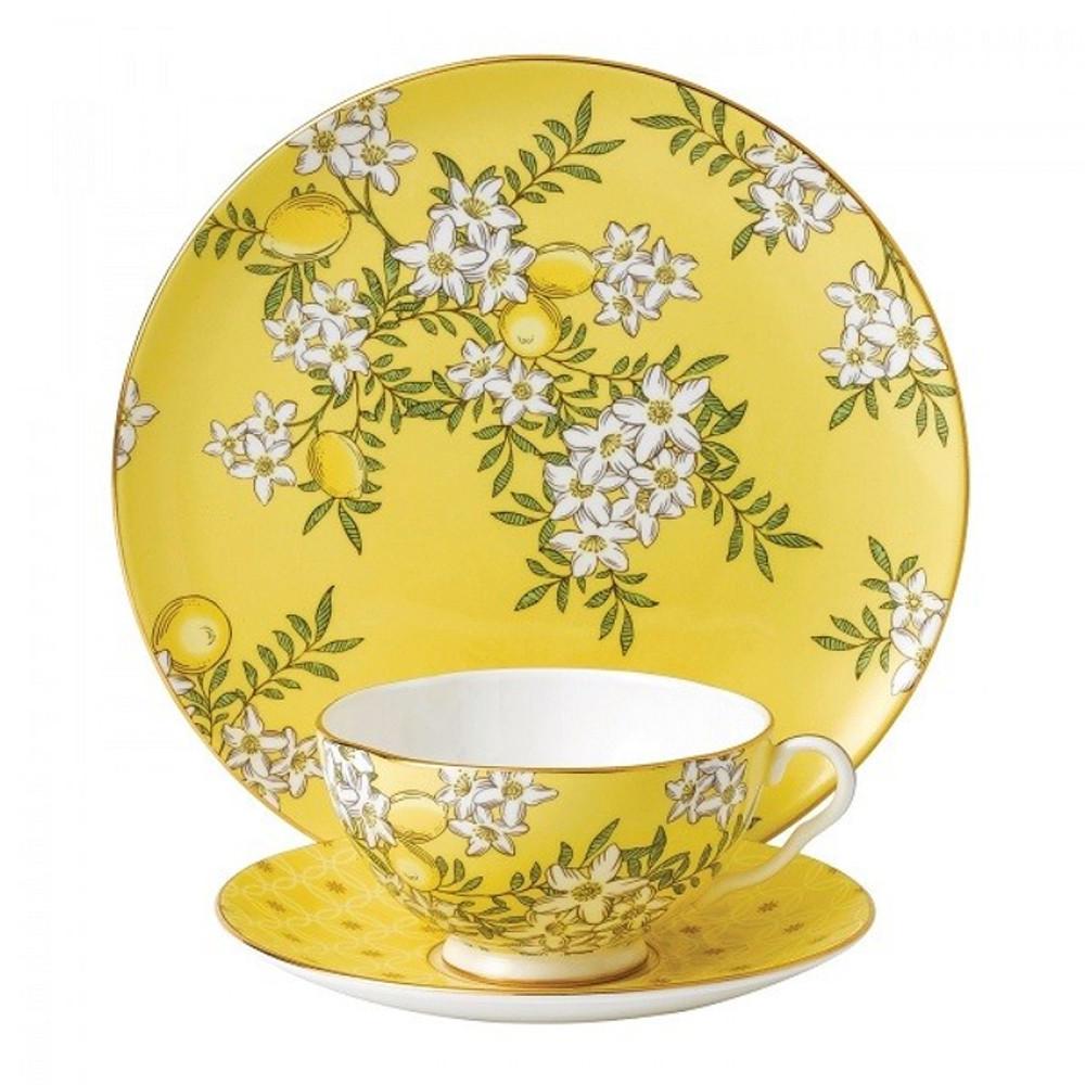 Wedgwood Tea Garden 3pcs Set Lemon & Ginger