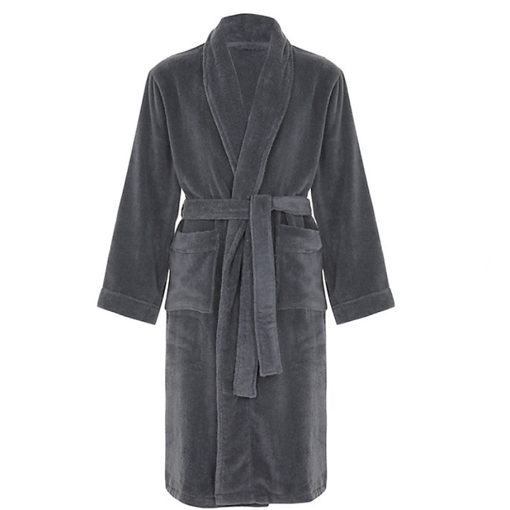 John Lewis Bath Robe Supersoft And Cosy M