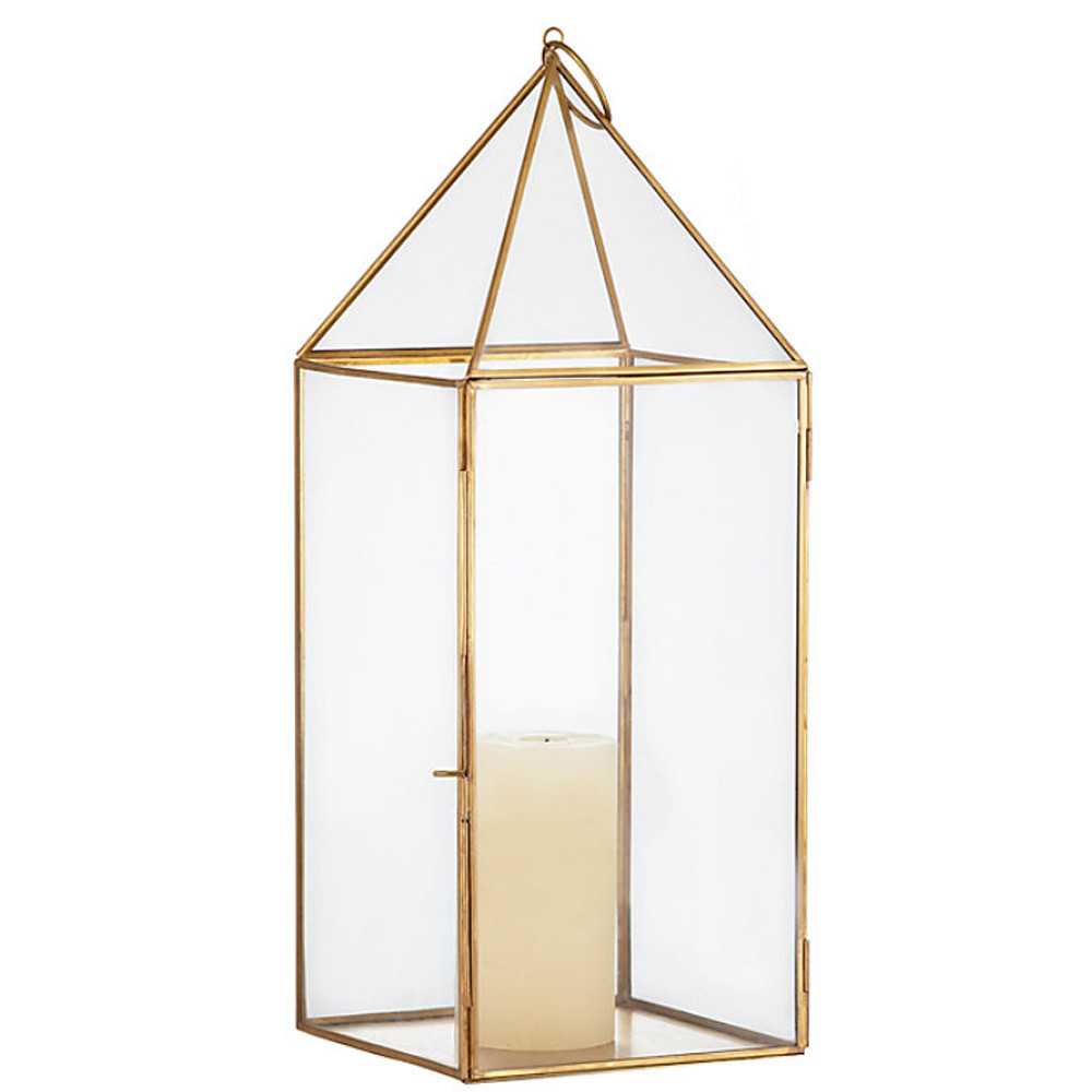 John Lewis Pyramid Lantern Medium 40cm