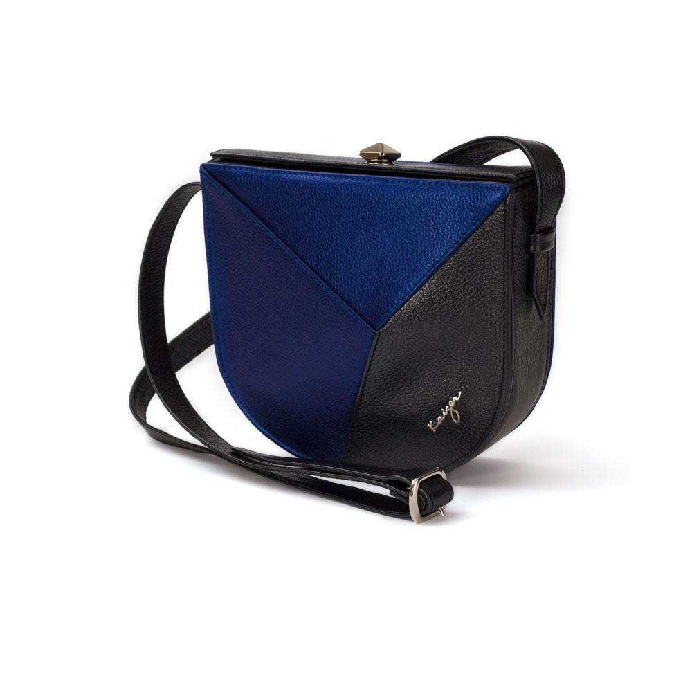 Cosset Curved Shoulder Bag, KZ2208CB