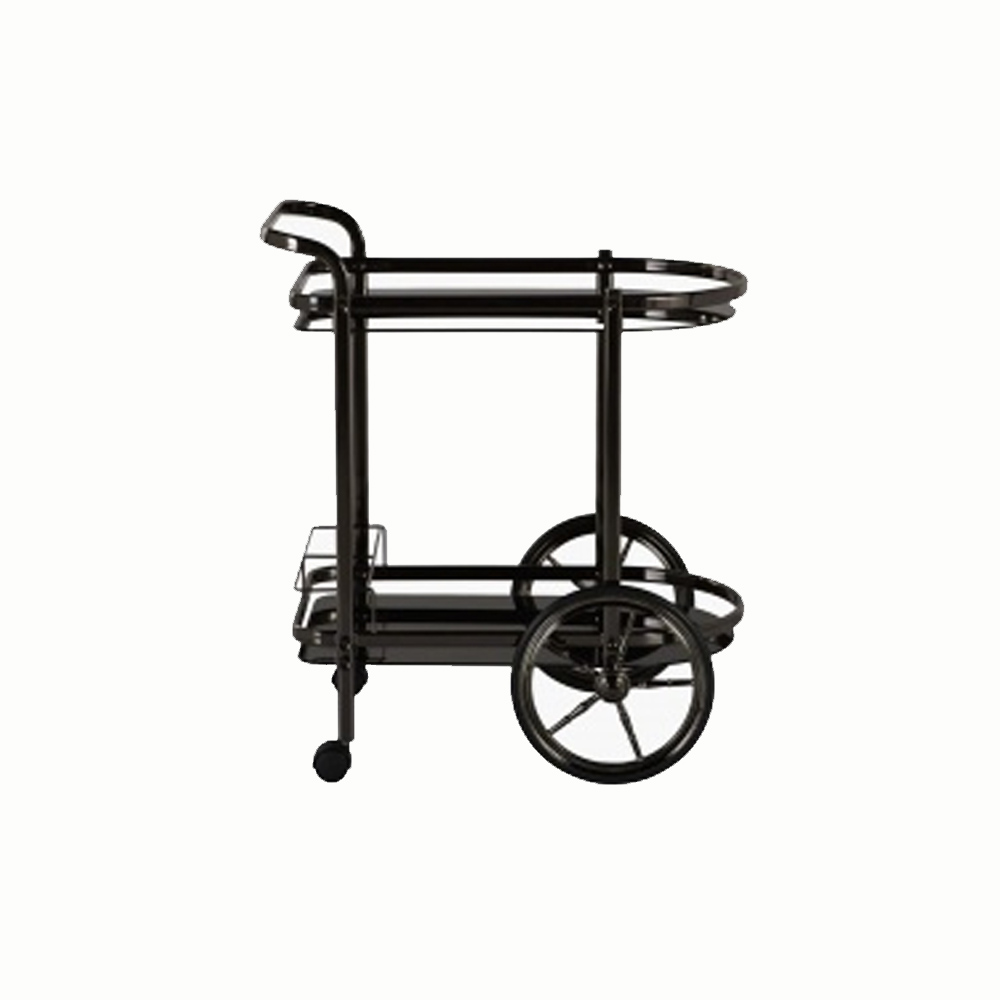 Home Centre Notica Serving Trolley Smoked