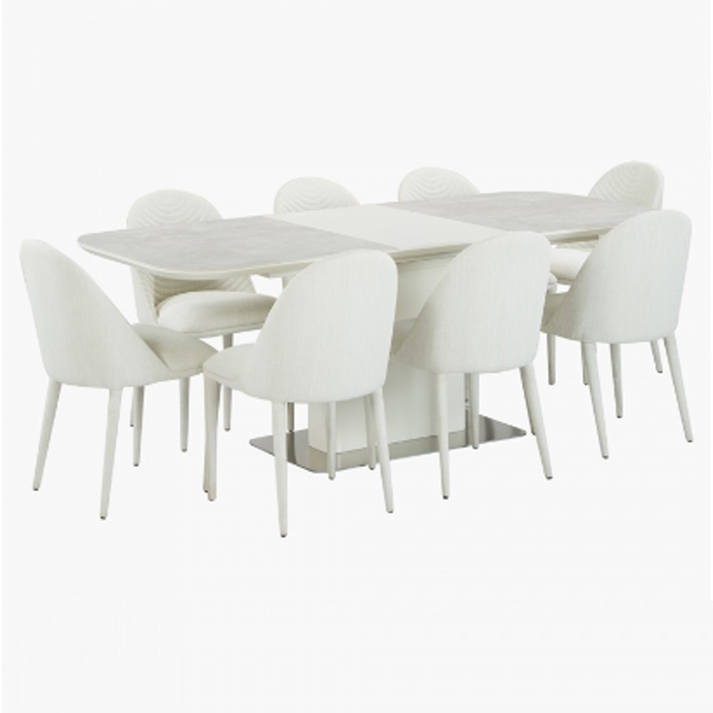 Home Centre Gaia 9-Piece Dining Table Set