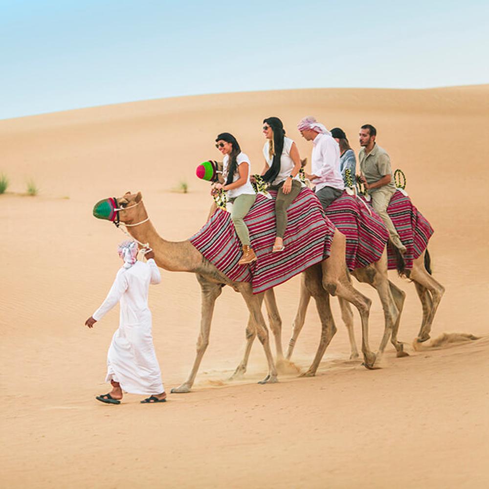 Camel Desert Safari - Child (5-11yo)
