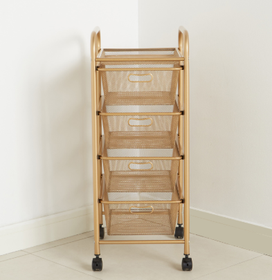 Russell 5 Tier Trolley with Drawers
