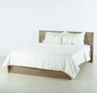 Parker Printed 5-Piece Super King Comforter Set - 250x260 cms