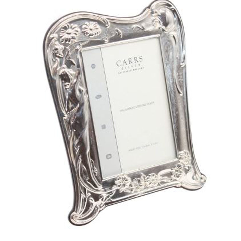 Sterling Silver Traditional Frame