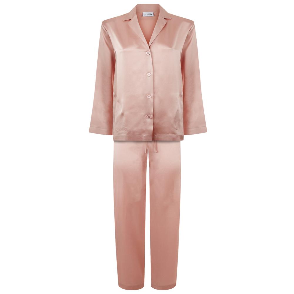 Classic Silk Pyjama Set