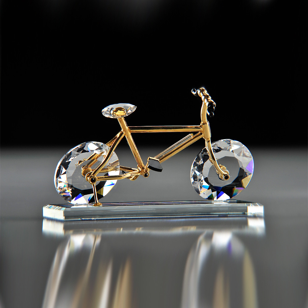 Asfour Crystal Bicycle
