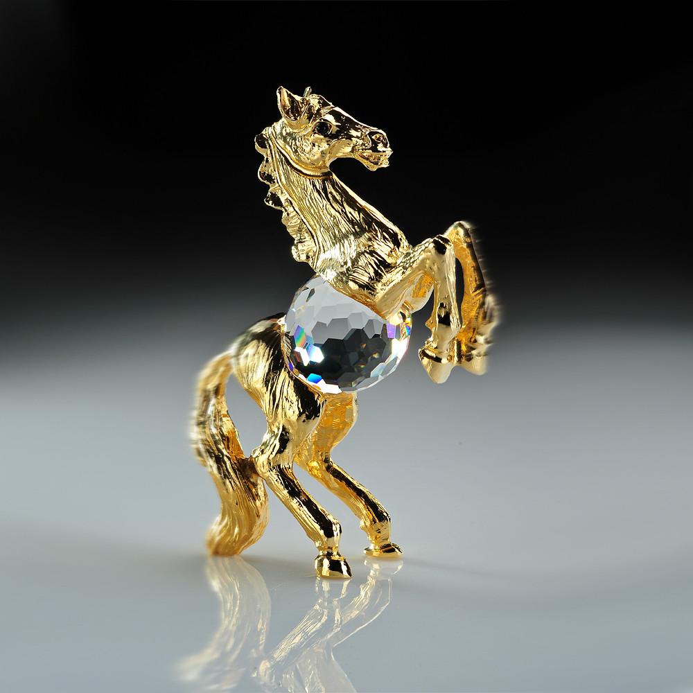 Asfour Crystal Horse Décor
