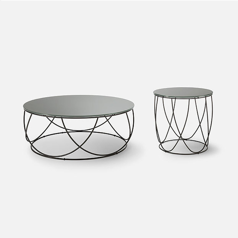 Rolf Benz Metal Coffee Table