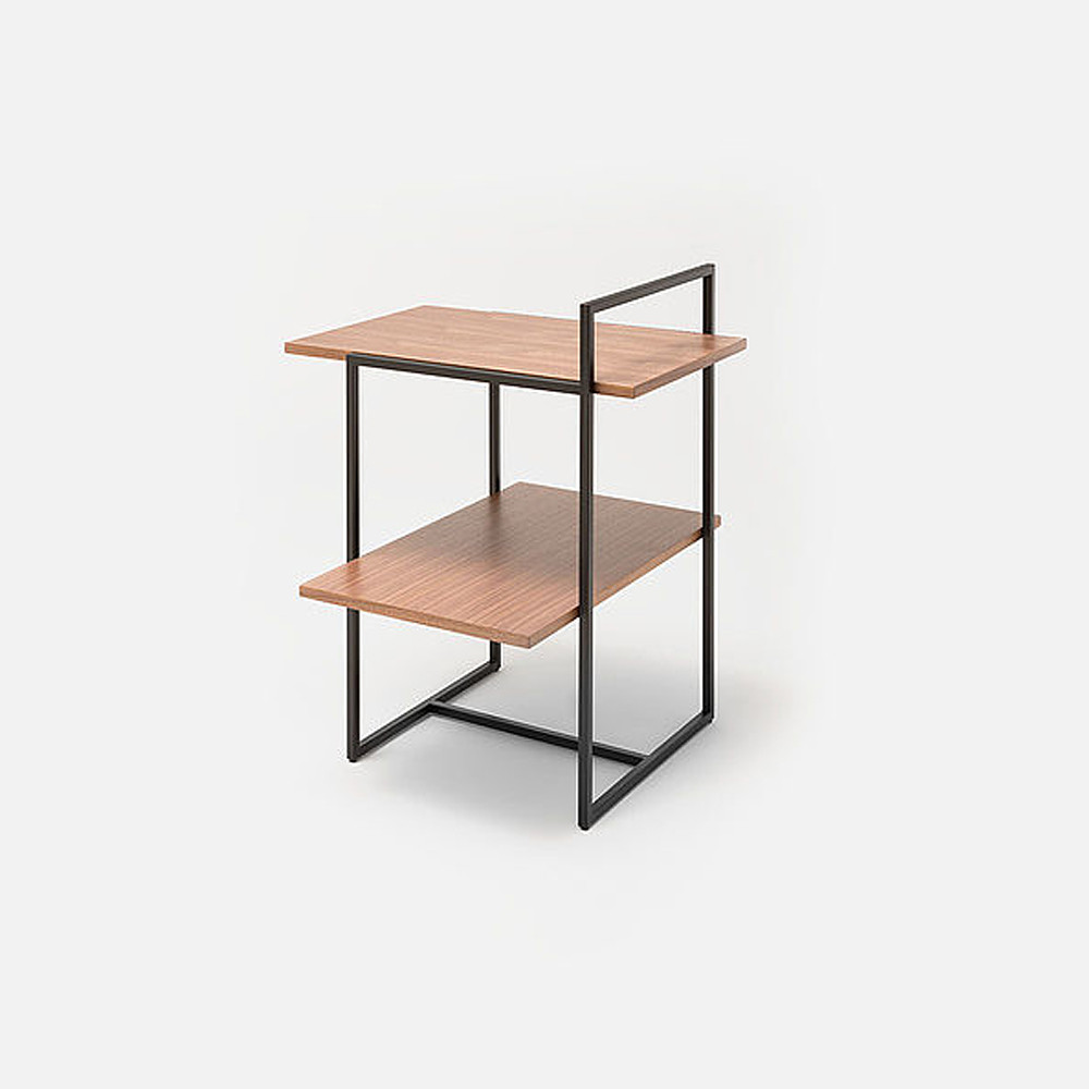 Rolf Benz 2 Shelf Side Table