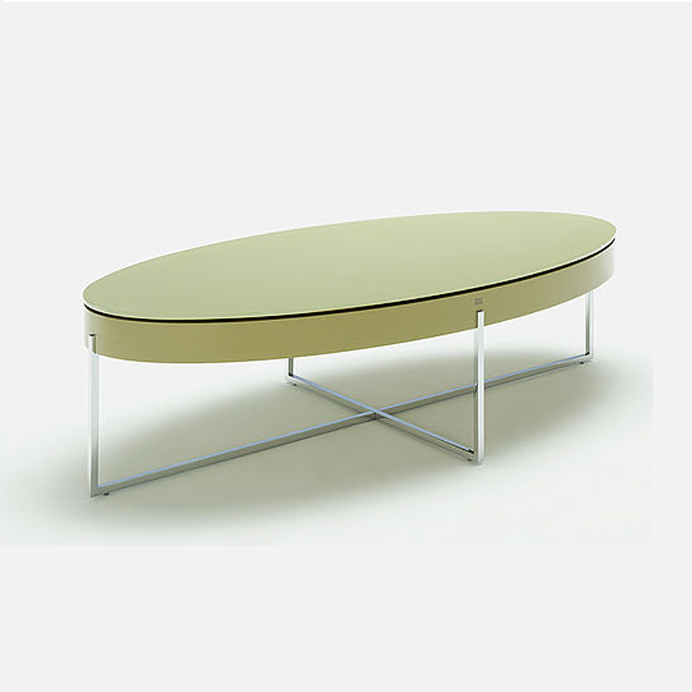 Rolf Benz Oval Coffee Table