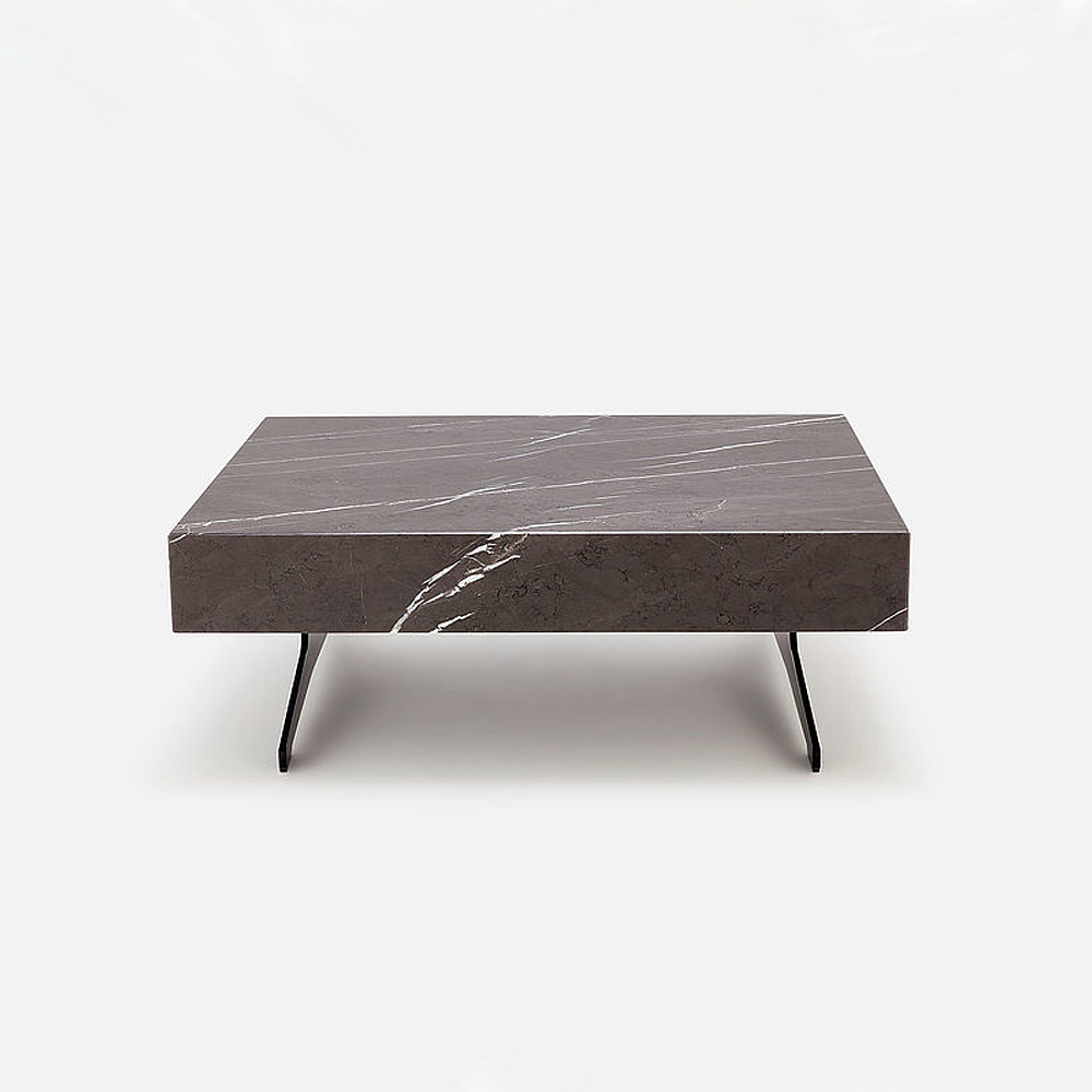 Rolf Benz Square Marble Coffee Table
