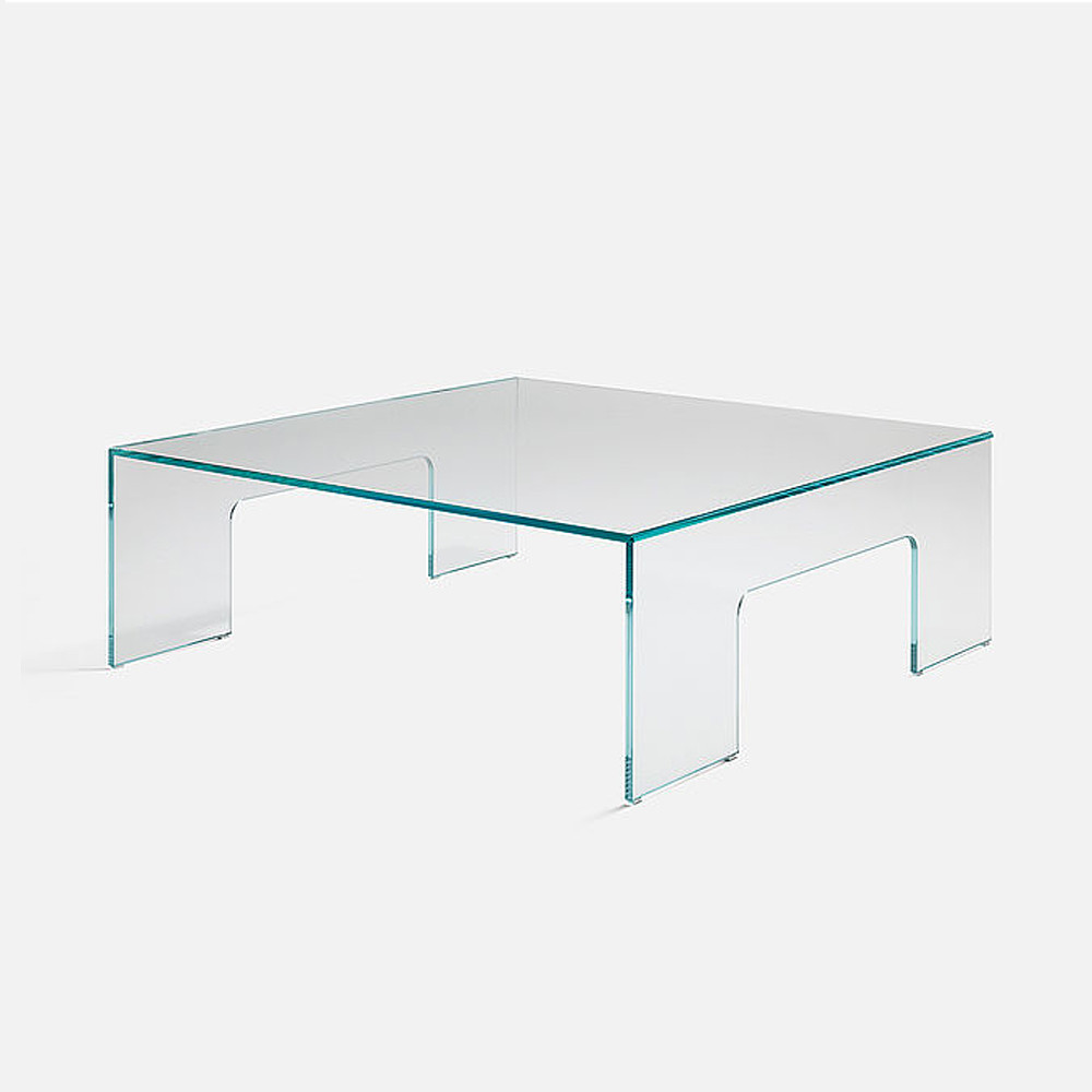 Rolf Benz All Glass Coffee Table