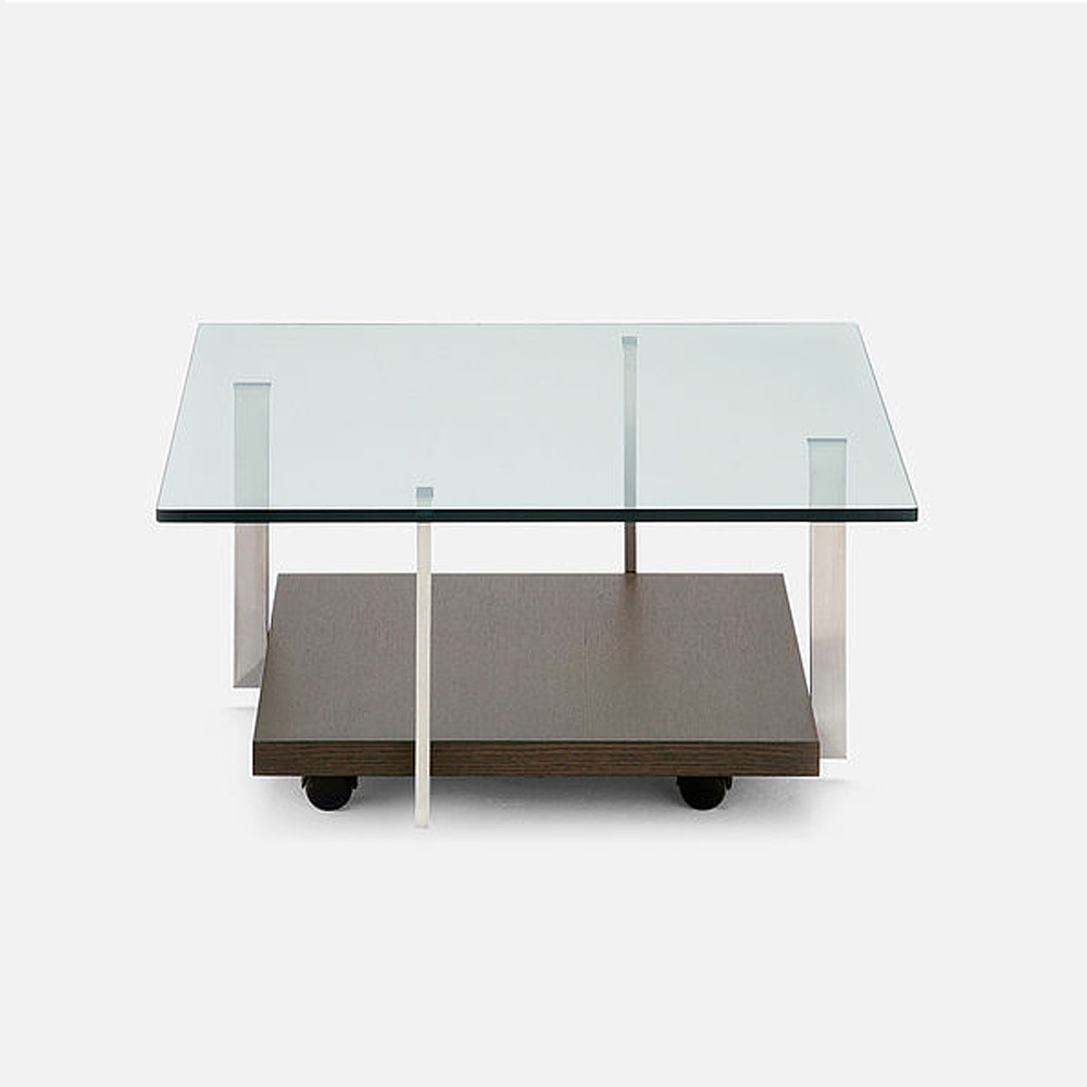 Rolf Benz Woody & Glassy Coffee Table