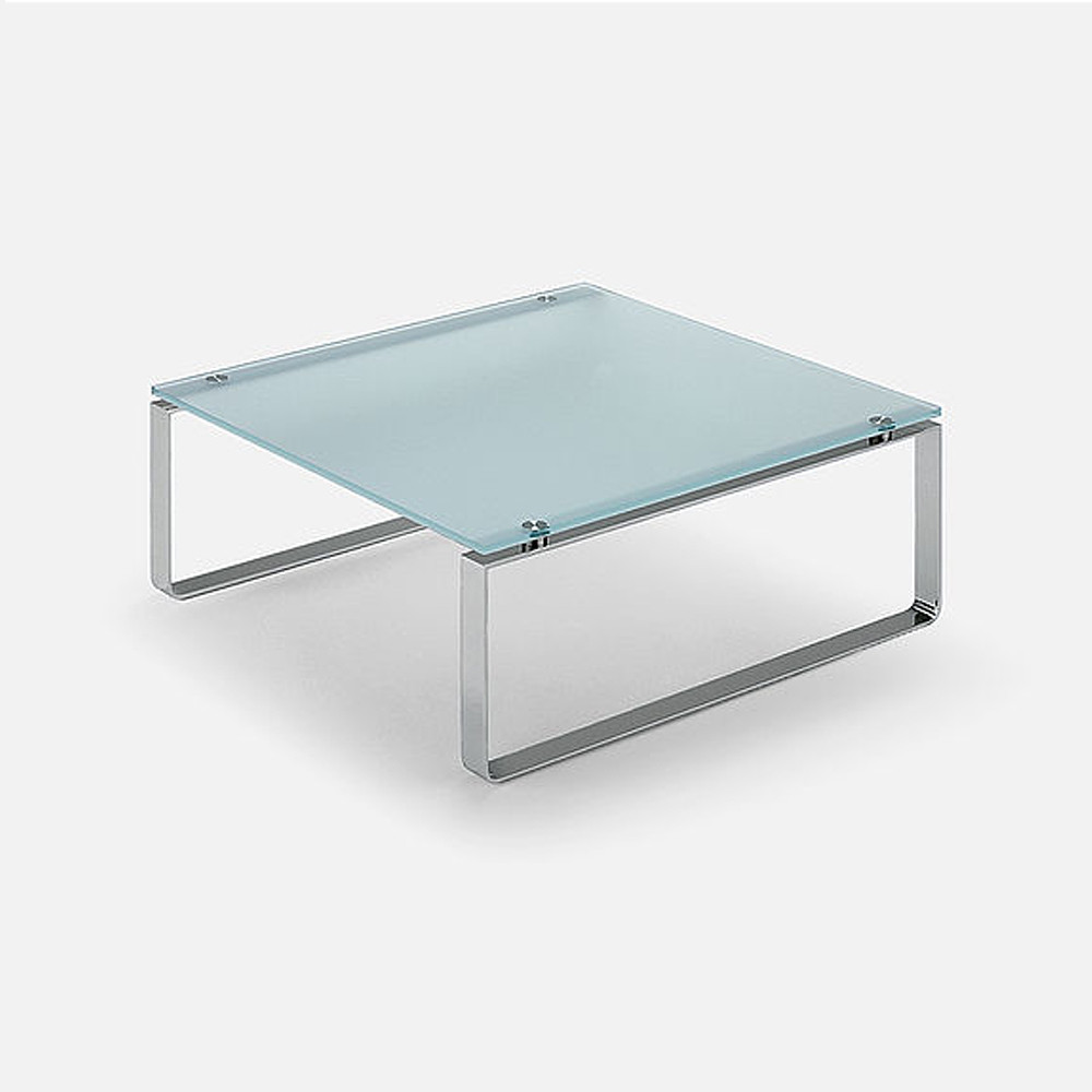 Rolf Benz Squared Glass Coffee Table