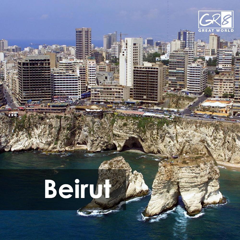 Gr8World Lebanon Beirut