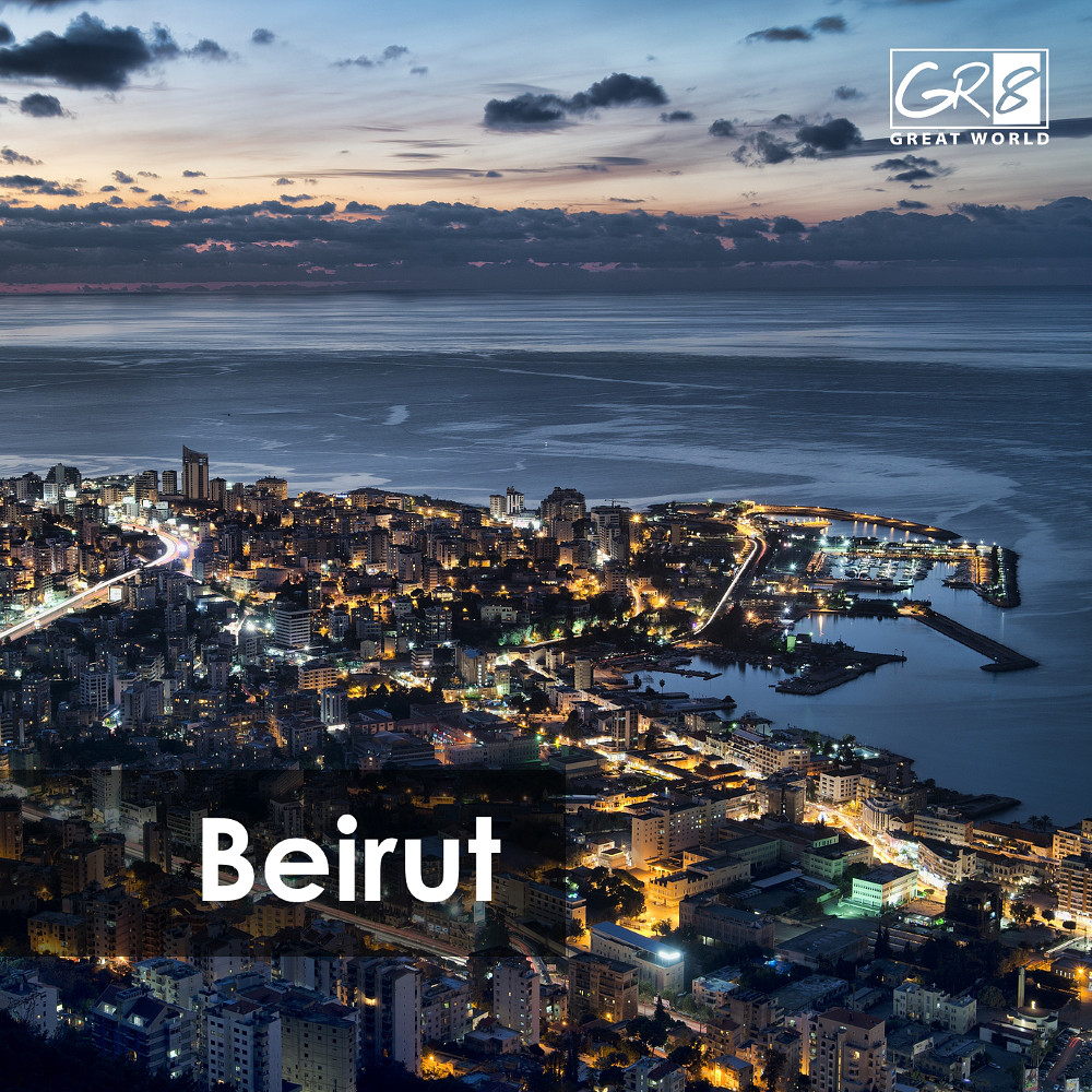 Gr8World New Year's Trip to Beirut