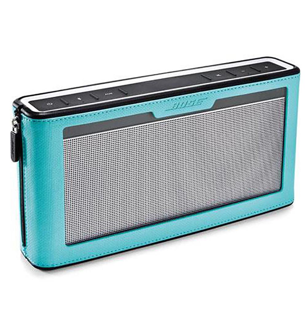 Apple Bose SoundLink III Cover Blue