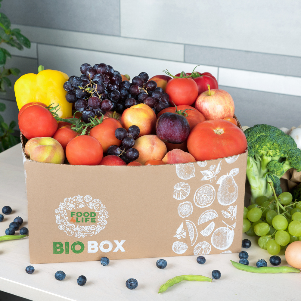My Couple Veggie  Biobox 5kg