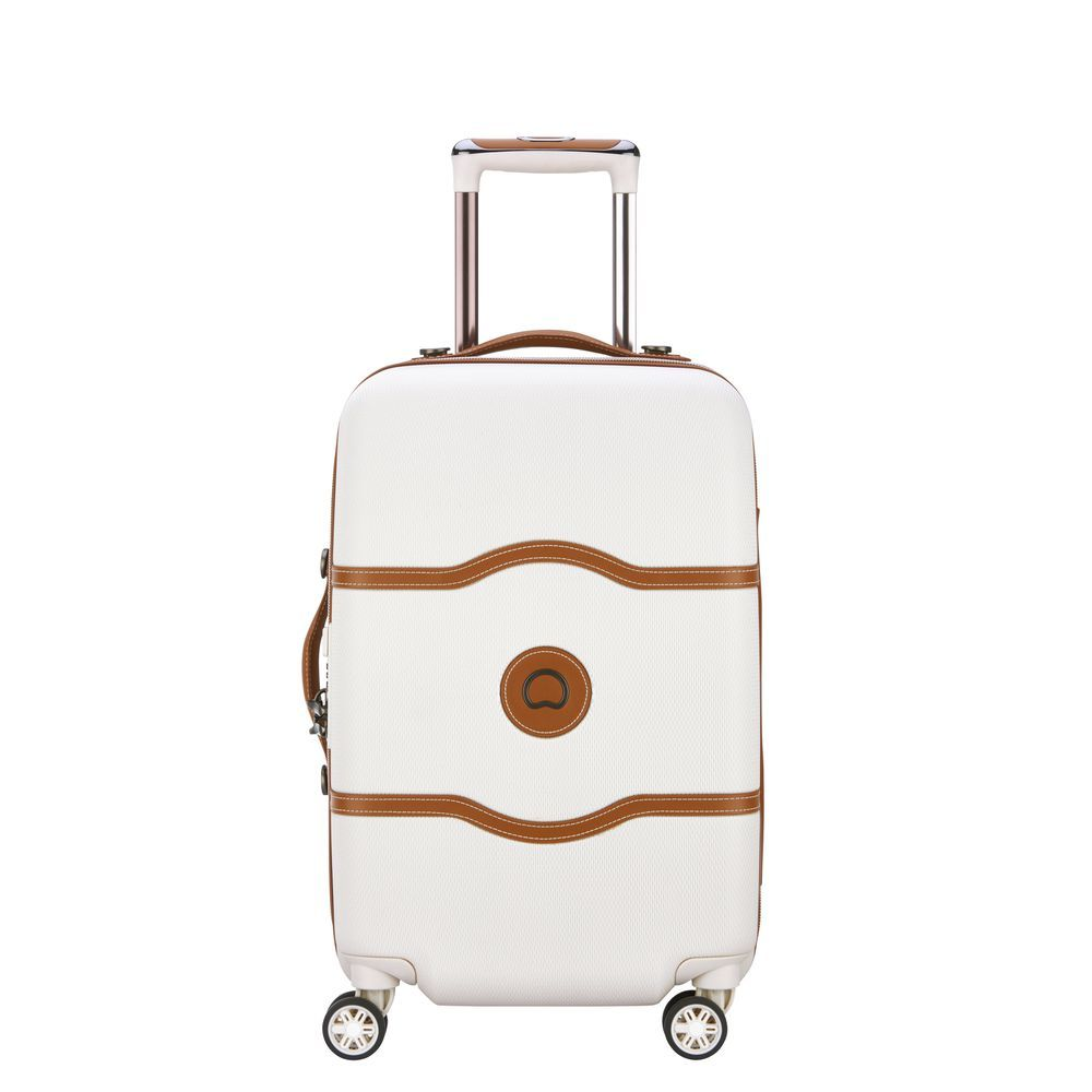 Chatelet Air 60 CM 4 DOUBLE WHEELS TROLLEY CASE  Angora