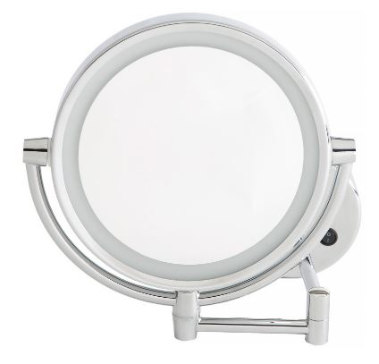 20cm LED Double sided Wall Mounted Mirror