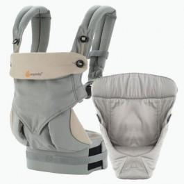 Ergobaby 360 Bundle of Joy + Infant Insert