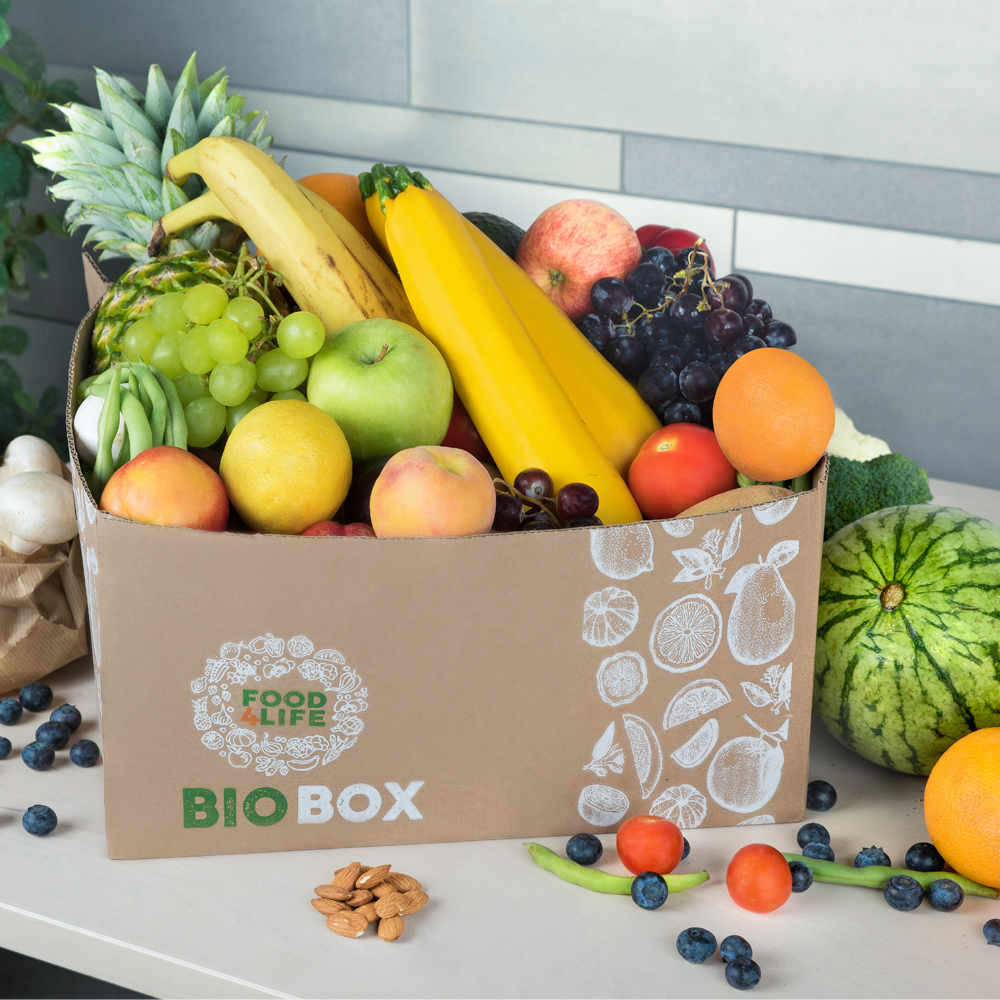 My Family Veggie Biobox 8kg
