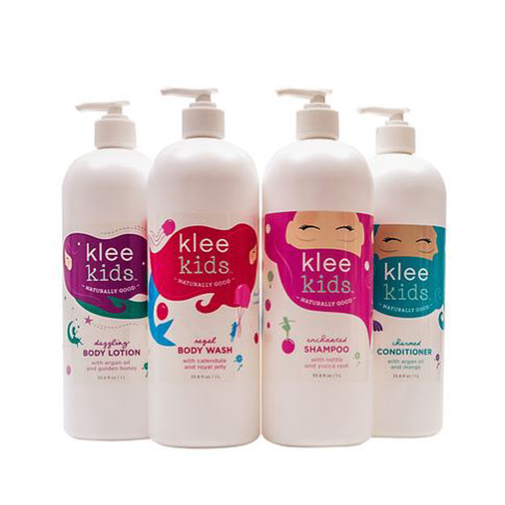 Klee Naturals Organic Conditioner Family Value-Size