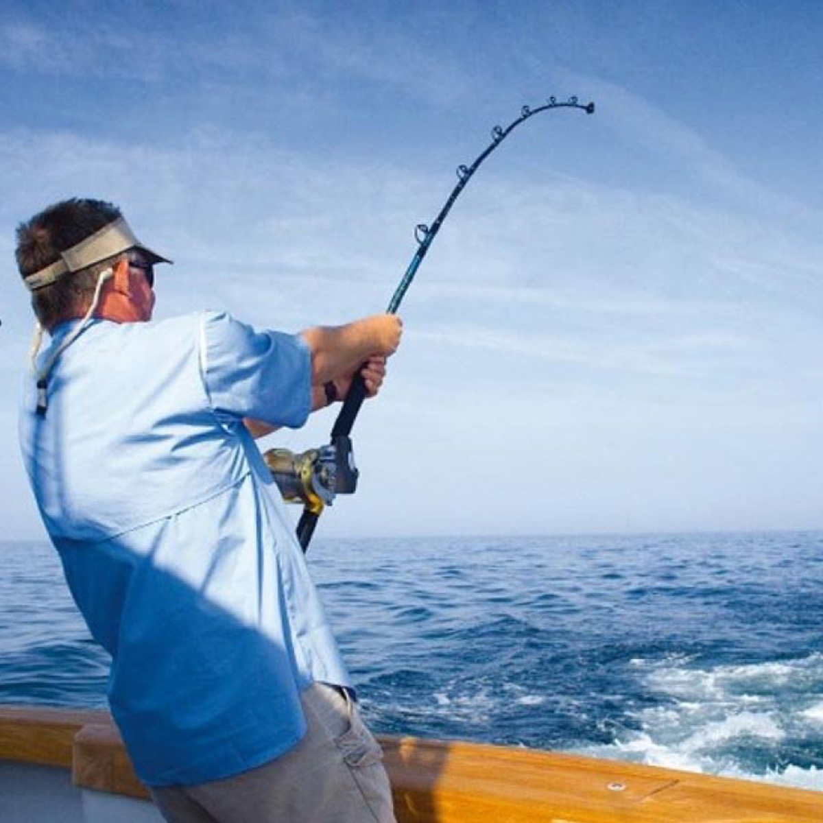Fish & Grill Trip (3hrs fishing boat trip, good for 4 persons)