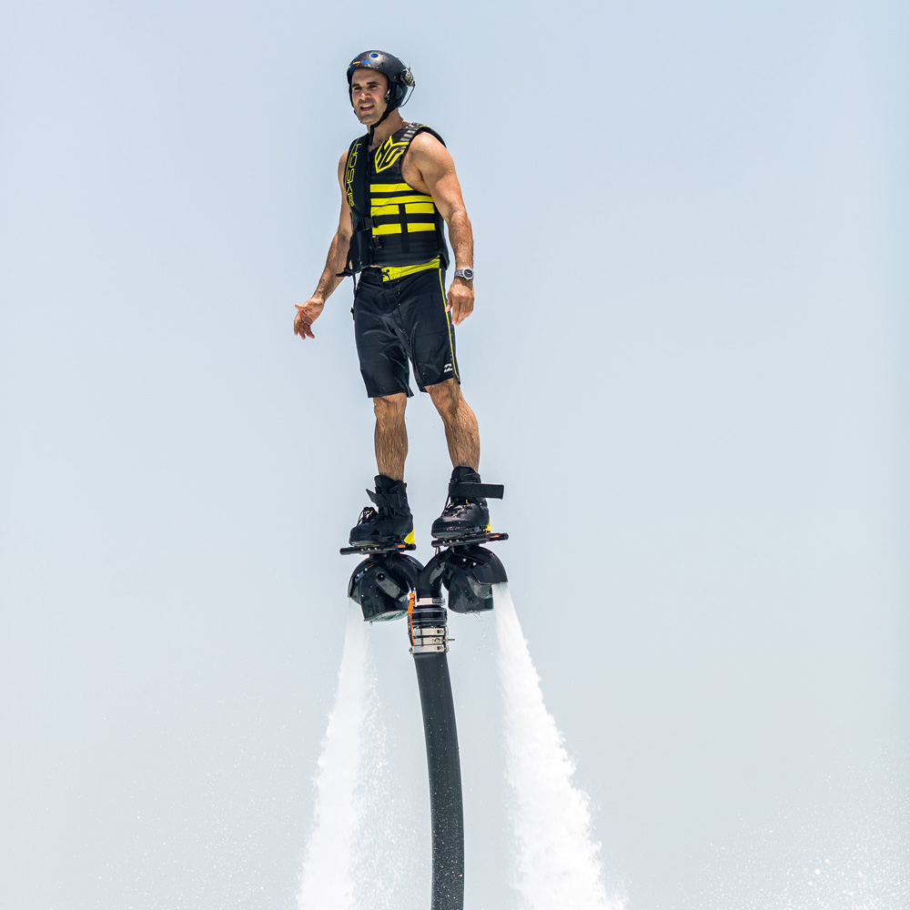 Flyboard 30 minutes Session - Weekends