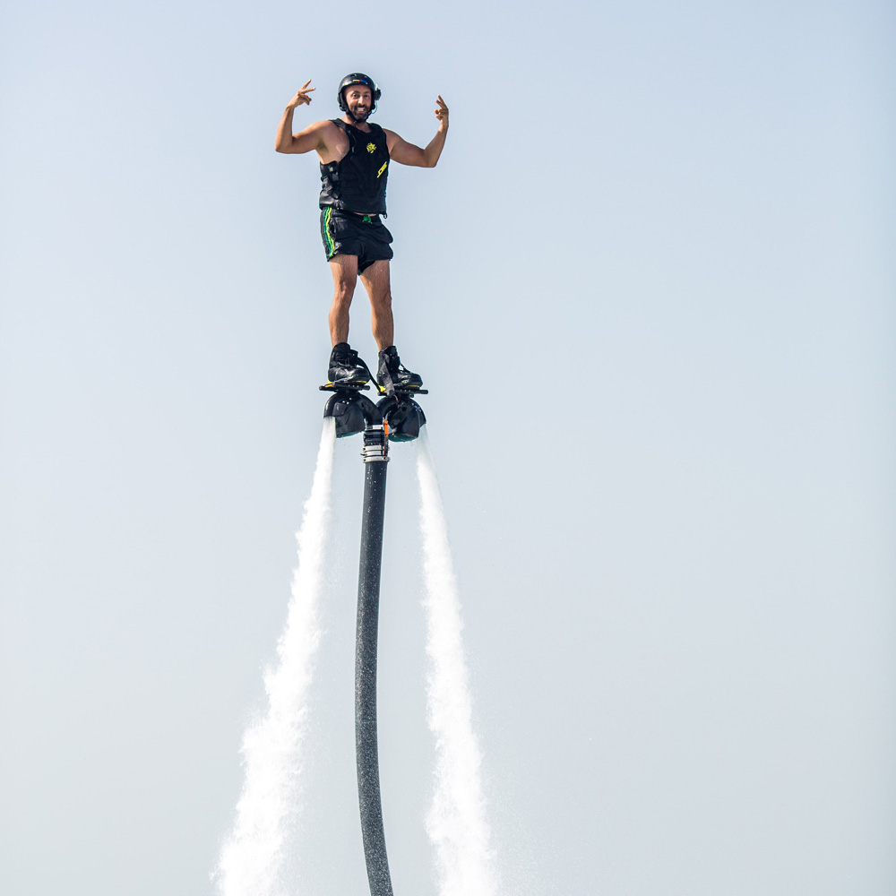 Flyboard 30 minutes Session - Weekdays