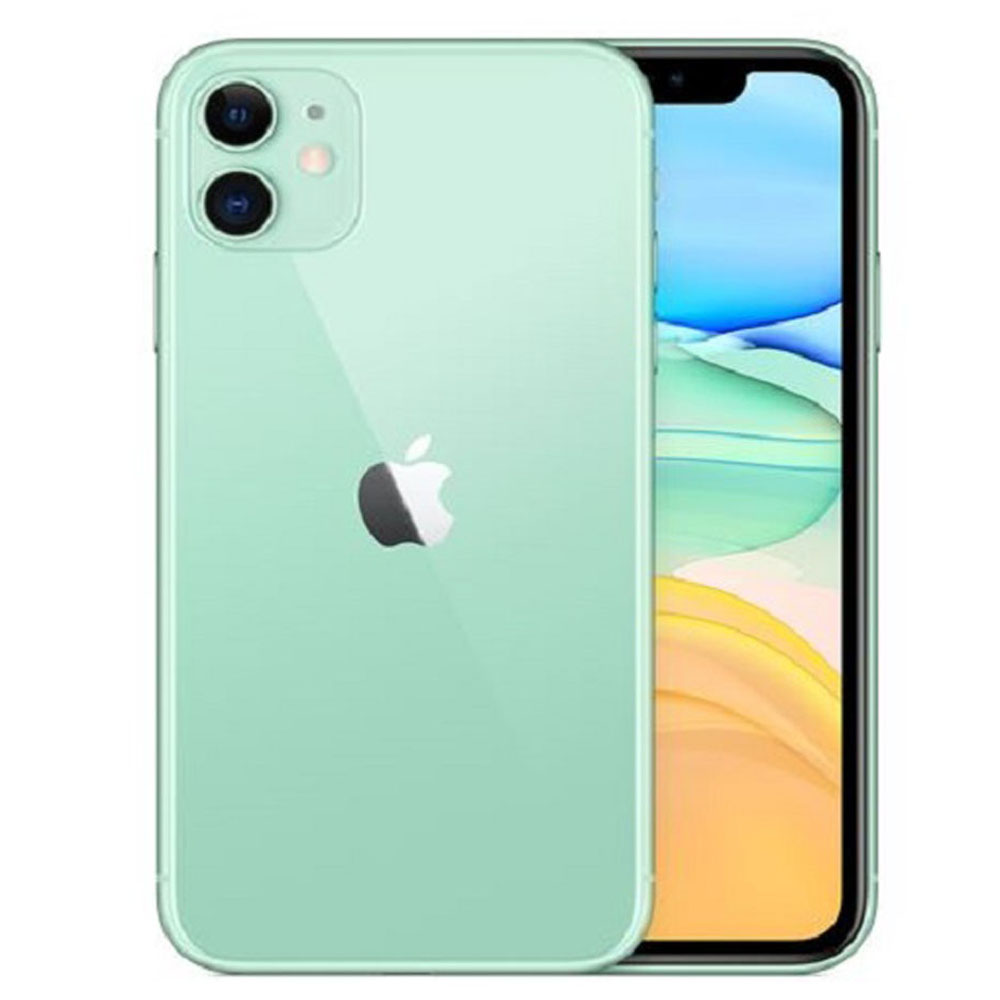 iPhone 11 64GB,Green
